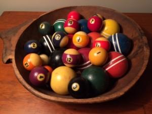 Balls in Bowls